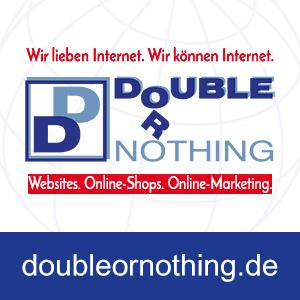 double or nothing Internetagentur, Inh. Kerstin Thieler