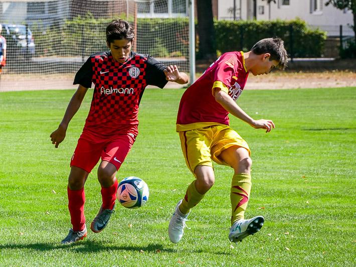 Shg Sport De Jugendfussball C Junioren Nur Vfl Buckeburg