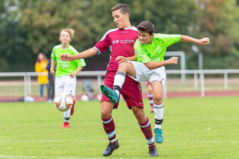 Shg Sport De Bezirksliga Jfv 2011 Nenndorf Sv Alfeld 5