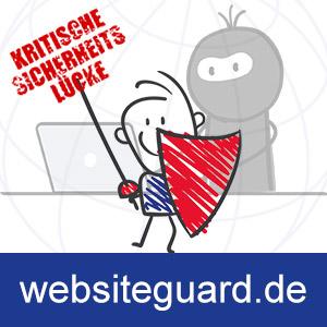 Schutz vor Cybercrime: Der Bodyguard für Ihre Website