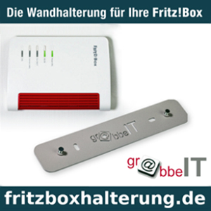 fritzboxhalterung.de Grabbe-IT aus Bückeburg