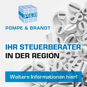Pompe & Brandt: Ihr Steuerberater in der Region